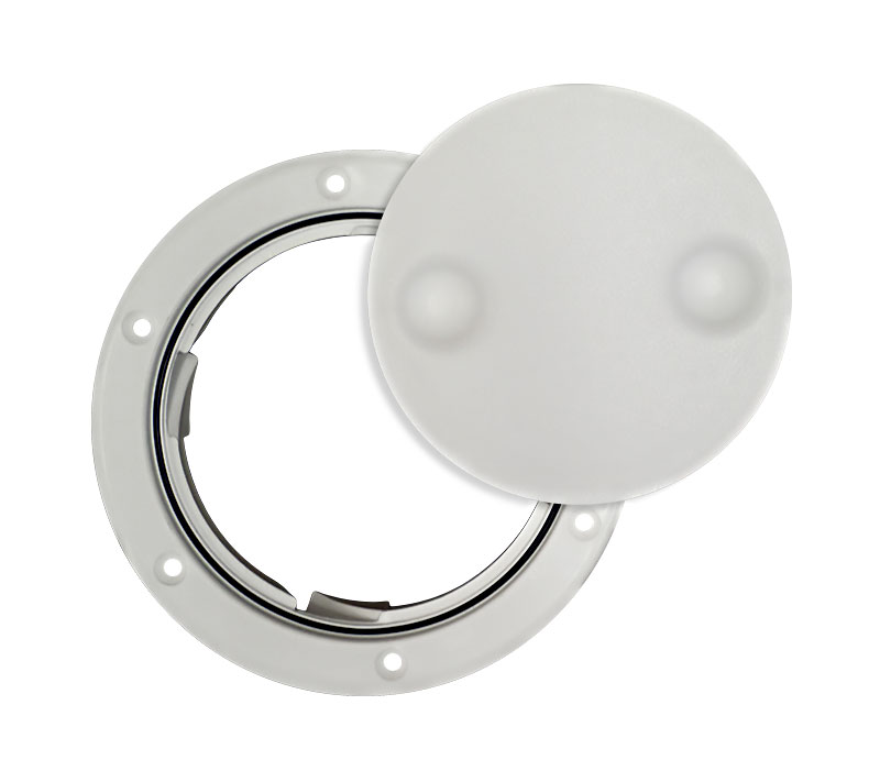 Twist-N-Lock Deck Plates