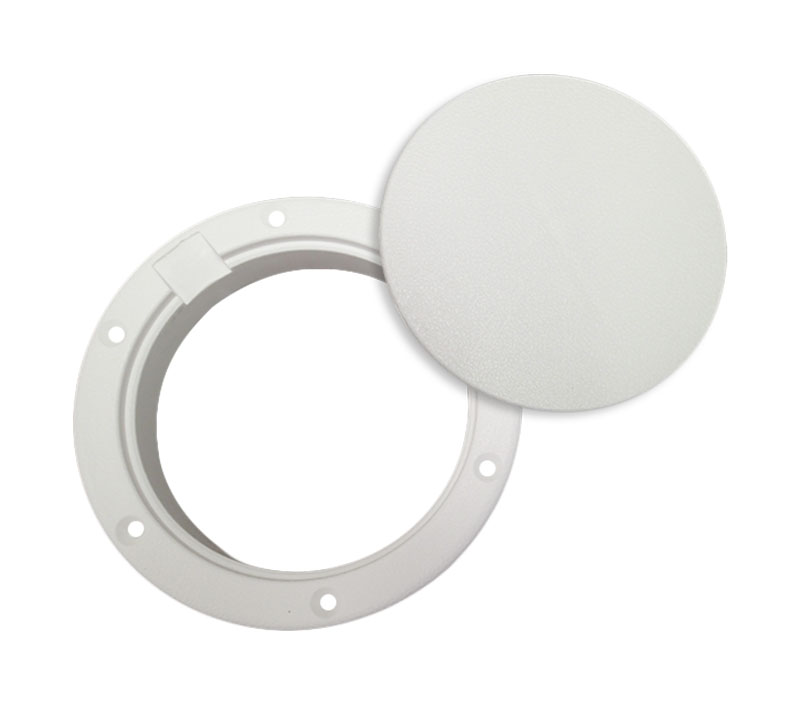 Pry-out Deck Plates (round)