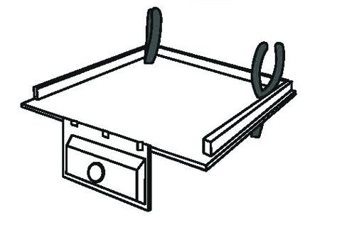 Bait & Fillet Tables